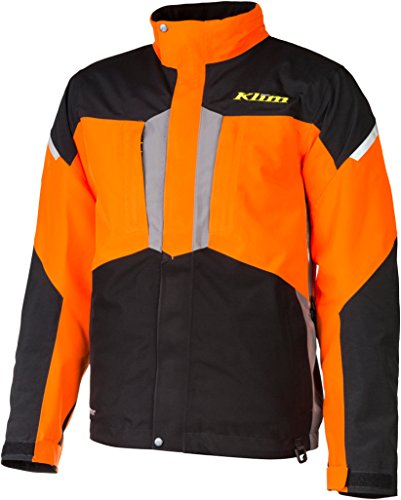 Klim Keweenaw Parka Ski Jacke 2017 M Orange