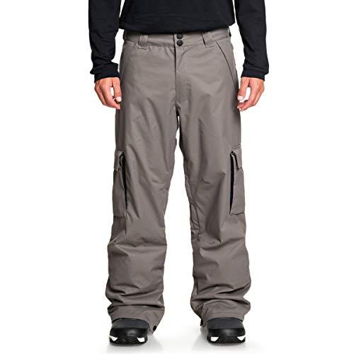 DC Banshee Men's Snowmobile Pants - Dark Gull Gray/X-Large