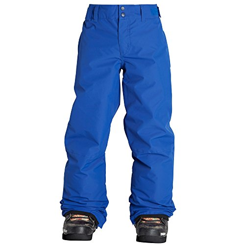 Billabong Grom Youth Boys Snowmobile Pants - Mazarine/X-Large