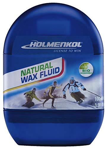 Holmenkol Erwachsene (Unisex) Natural Skiwax Fluid 100 Ml Skiwachs