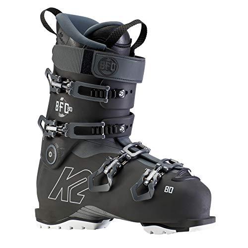 K2 Skis Herren Skischuhe BFC 80-Anthracite-Schwarz-EU: 45.5 (US: 11.5-UK: 10.5-Mondo: 295) -10D2203.1.1.295