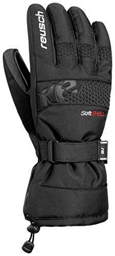 Reusch Connor R-TEX XT Handschuhe, Black, 8.5