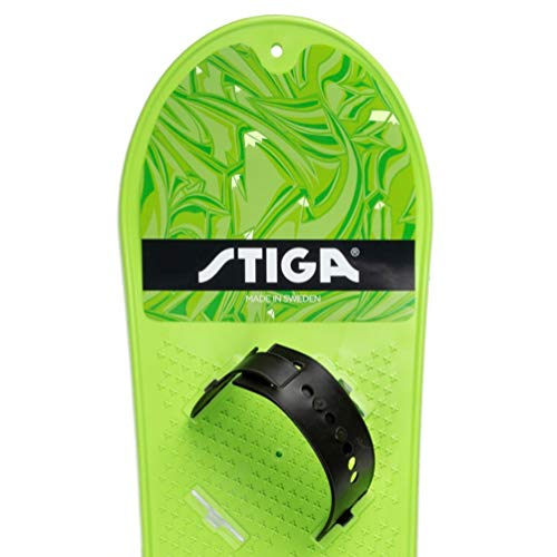 Stiga Sports Schlitten Snowboard WILD Board, Grün, M