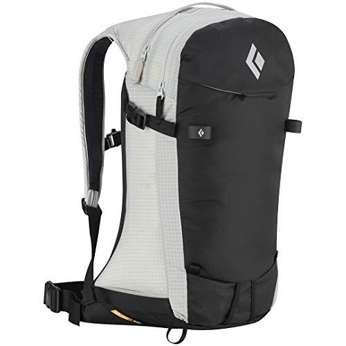 Black Diamond Dawn Patrol 25 Rucksack, Schwarz Weiß, Medium/Large, 25 Liter Rucksack für Skitour, Freeride, Ski, Snowboard und andere Outdoor Aktivitäten