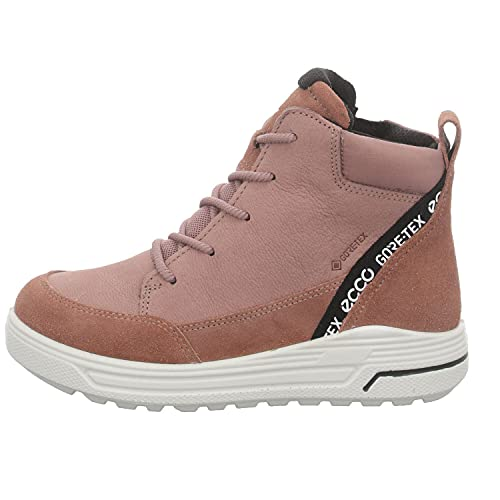 ECCO Urban Snowboarder Ankle Boot, Woodrose/Woodrose/Woodrose, 35 EU