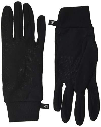Odlo Herren Handschuhe Warm, black, S, 10640