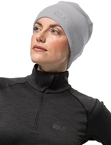 Jack Wolfskin Unisex REAL STUFF CAP Mütze, slate grey