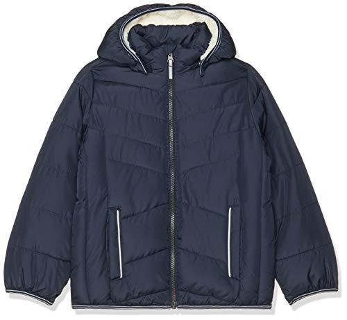 NAME IT Jungen NKMMUS Puffer Jacket Camp Jacke, Blau (Dark Sapphire Dark Sapphire), (Herstellergröße: 152)