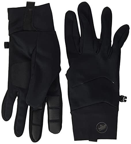 Mammut Uni Handschuhe Astro, schwarz, 9