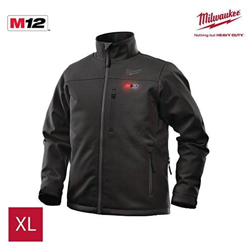 Milwaukee M12Hjbl3-0 m12hjbl3 – 0 (XL) Jacke beheizbar schwarz Premium ver-0