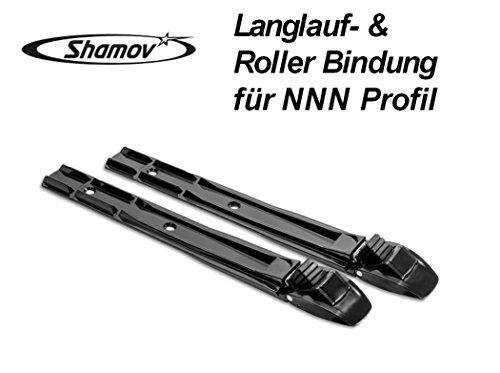 Langlauf- Skating- Skibindung Rollski Skiroller Bindung mit NNN Profil
