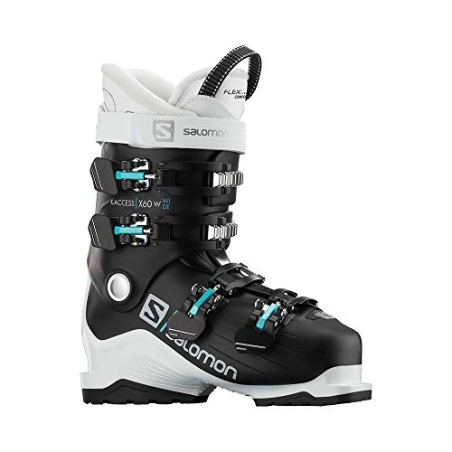 SALOMON X Access X60 W Wide Damen Skischuhe, Größen Mondopoint:26/26.5 MP