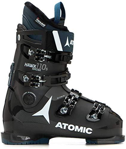 Atomic Unisex-Erwachsene ABO ATO All Mtain Inl Schneestiefel, Schwarz (Black/Dark Blue 000), 48/49 EU