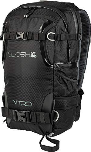 Nitro Snowboards Slash 25 Pro Snowboardrucksack, Jet Black