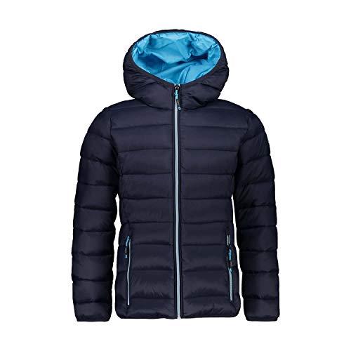 CMP Mädchen Isolationsjacke Jacke, B.Blue-Turchese, 140