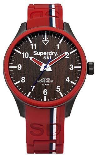 Superdry SYG185R Mens Scuba Ski Watch
