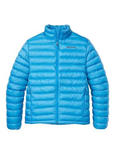 Marmot Herren Ultra-leichte Isolierte Winterjacke, Warme Outdoorjacke, Wasserabweisend, Winddicht Solus Featherless Jacket, Clear Blue, S, 74770
