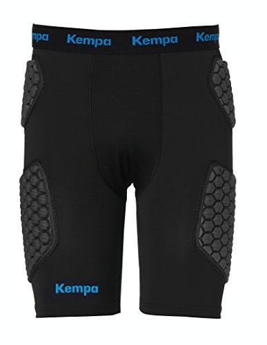 Kempa Erwachsene Protection Shorts Hosen, schwarz, L