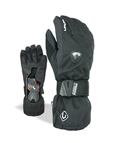 Level Jungen Handschuhe Fly JR, Black, 7