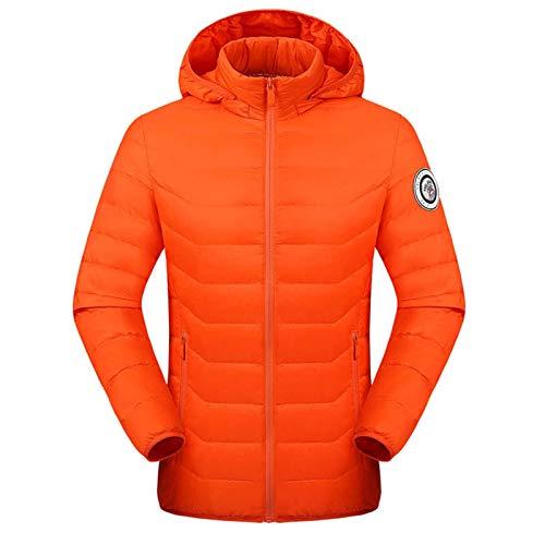 Wenhe Heizjacke USB Aufladen Winter Hoodie, Body Warmer Gilet Für Skifahren Im Freien, Wandern