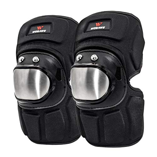 perfk Motorrad Knieschützer Knieprotektor Knee Schutz Kneepad Protectoren Schutzausrüstung