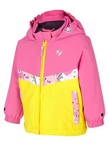 Ziener Kinder AMAI mini (jacket ski) Baby Skijacke/Winterjacke   Wasserdicht, Winddicht, Warm, pink Dahlia, 86
