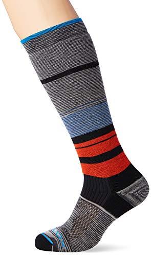 ORTOVOX Herren All Mountain Long Warm Socken, Multicolour, 42-44