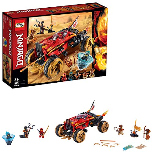 LegoNinjago70675 Katana 4x4, Bauset