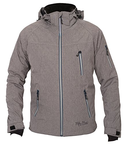 Fifty Five Herren Jacke Winterjacke Skijacke Forester