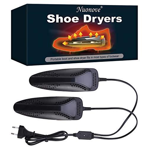 Schuhtrockner, Skischuhtrockner, Schuhheizung, Schuhwärmer, Skalierbarer Elektrischer Schuhtrockner, Dual Core Schnelle Heizung Innerhalb für Alle Schuhe Deodorant Entfeuchtung