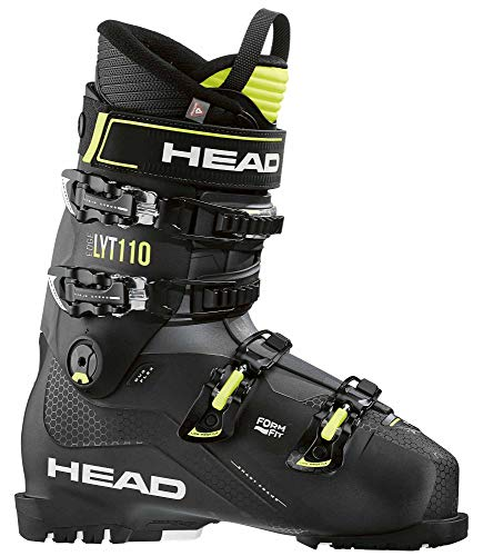 HEAD Edge LYT 110 Herren-Skischuhe 609215 Black/Yellow Gr. 29