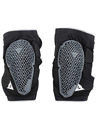 Dainese Herren Pro Armor Knee Guard Ski Protektor, Black/White, L