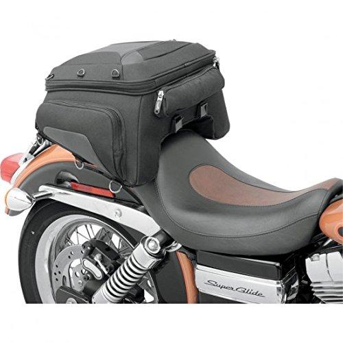 Saddlemen Standard Tunnel Tail Bag Textil black–3516-...–Saddlemen 35160108