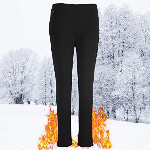 Elektrische Beheizte Hose, Elektrische Unisex-Heizhose Für Das Outdoor-Radfahren für Im Winter(L)