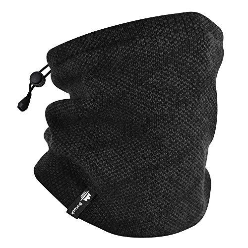 Botack Schlauchschal Herren Halstuch Multifunktionstuch Elastisc Halswärmer Gesichtsmaske Mütze für Motorrad Laufen Wandern Damen
