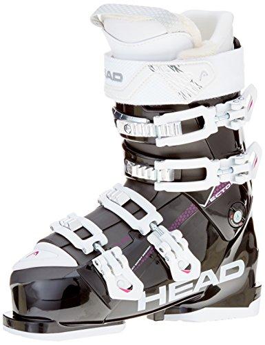 HEAD Damen Skischuhe Vector XP, schwarz/Weiß, 26.0
