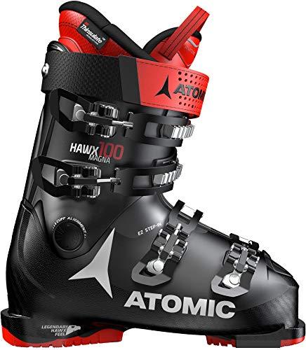 Atomic Unisex-Erwachsene ABO ATO All Mtain Inl Schneestiefel, Schwarz (Black/Red 000), 42/43 EU