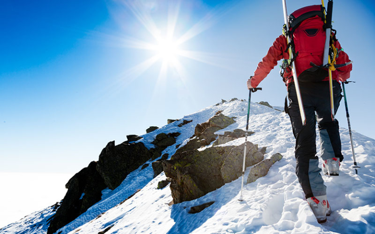 Skirucksack (TestVergleich) Kaufratgeber für die Piste