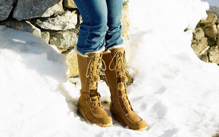 Damen Winterstiefel Test: Die besten Winterstiefel für
